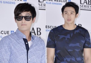 Kangta-2AM Im Seulong Casual Style at Cosmetic for Men 'LAB SERIES' Launching Event