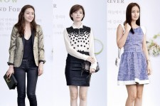 Choi Ji Woo, Han Hyo Joo, Kim Tae Hee