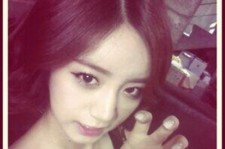 girls day hyeri cat self-camera