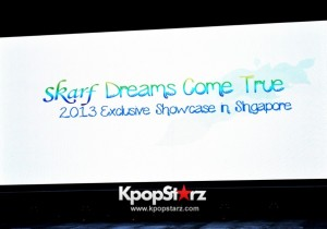 SKarf Successfully Shows Their Colours At 'Dreams Come True' Showcase In Singapore [PHOTOS]