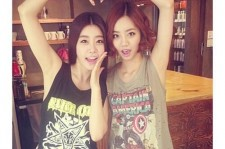 girls day sojin hyeri plan korea volunteering