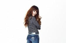 2NE1 Denim Fashion Photos