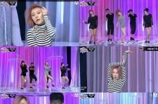 Former Wonder Girls Sunmi's Sensational Solo Comeback Stage on 'M Countdown'
