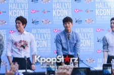2AM Meets With Fans at KCON 2013 in Los Angeles