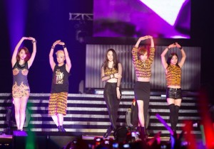 f(x) at KCON 2013 M Countdown What's Up LA