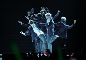 EXO at KCON 2013 M Countdown What's Up LA