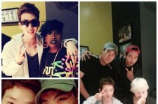 jokwon with ryu and missy elliot