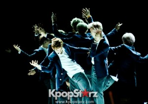 EXO Never Before Seen Photos from M Countdown What's Up LA Performance [PHOTOS]