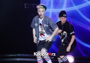 Henry Never Before Seen Photos from M Countdown What's Up LA Performance [PHOTOS]