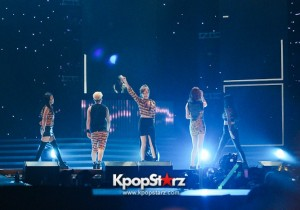 f(x) Never Before Seen Photos from M Countdown What's Up LA Performance [PHOTOS]
