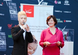 More Exclusive Photos from KCON 2013 Red Carpet