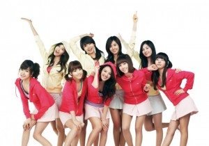 Girls' Generation 'ellesse' Photo shoot