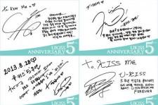 u-kiss 5th year debut anniversary