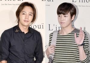 Jang Geun Suk, Lee Hyun Woo