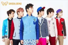 BAP pose for Skoolooks