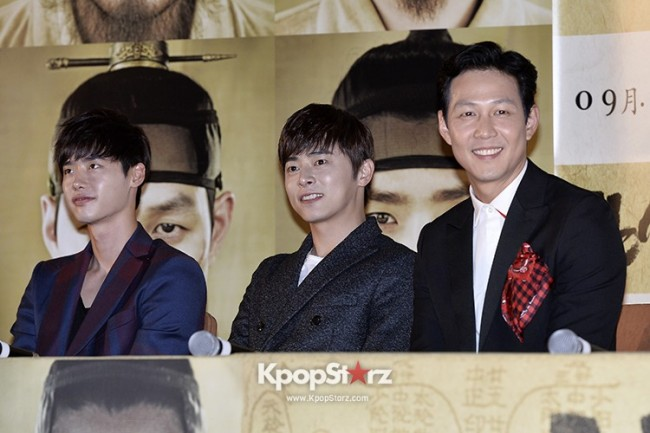 Movie 'The Face Reader' Press Conferencekey=>2 count13