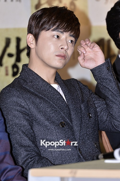 Movie 'The Face Reader' Press Conferencekey=>7 count13