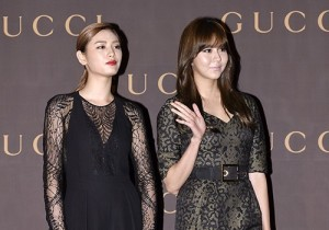 After School, Nana and Uee
