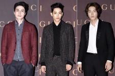Lee Dongwook, Lee Soohyuck, Hong Jonghyun