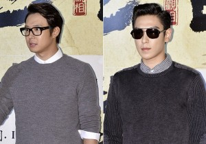 JYJ's Park Yoo Chun, Big Bang's Top