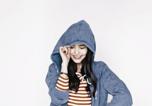 'IU' Photo of  'G by Guess' and 'Union Bay'